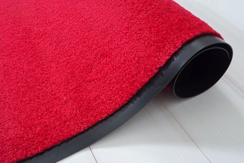 Clean rød 90x150