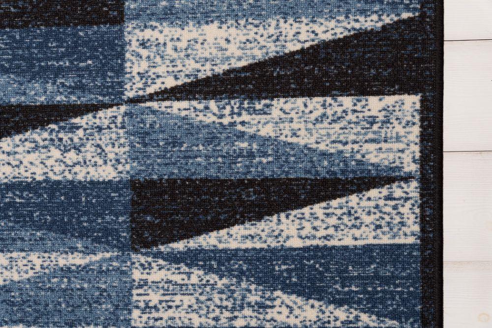 Harlequin Blå