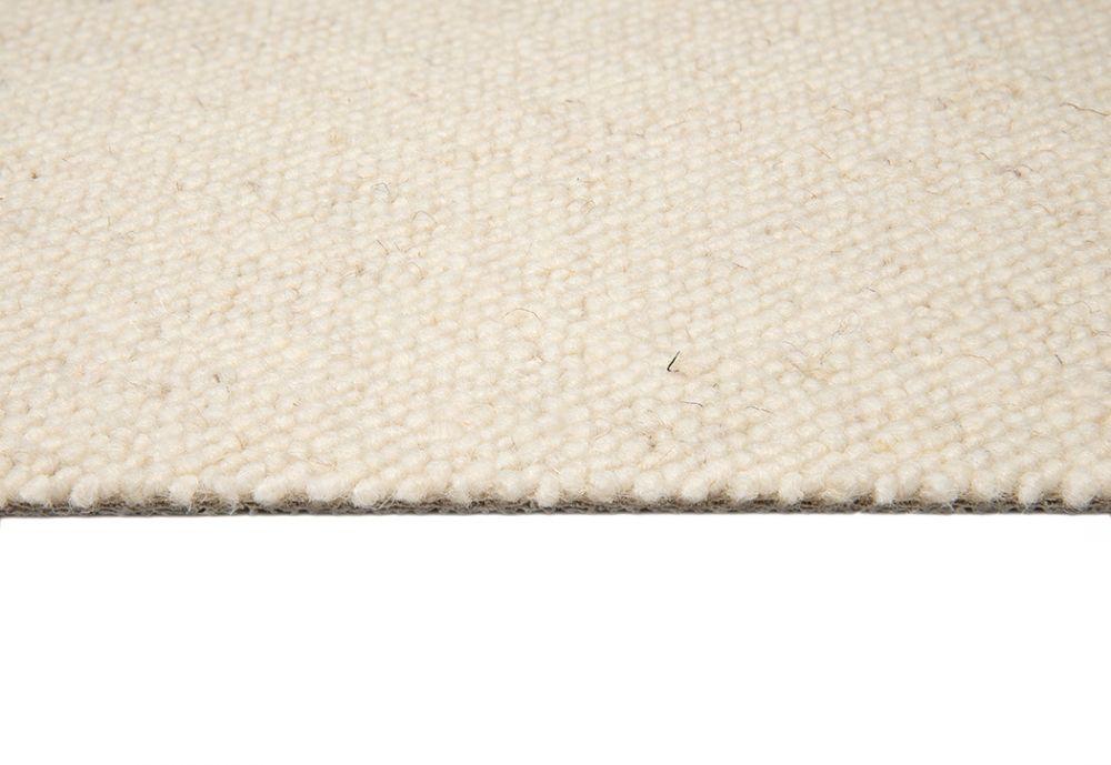 Woolberber hvid