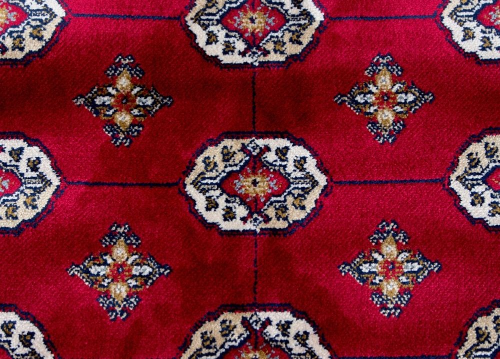 Boukhara Old Red 160x230