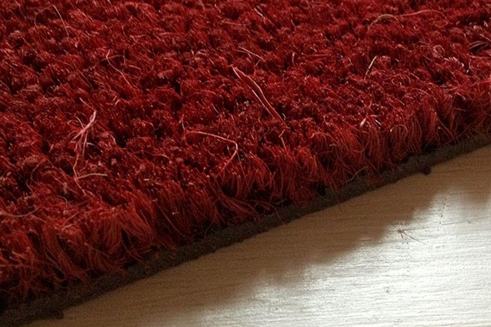 Kokosentré rød