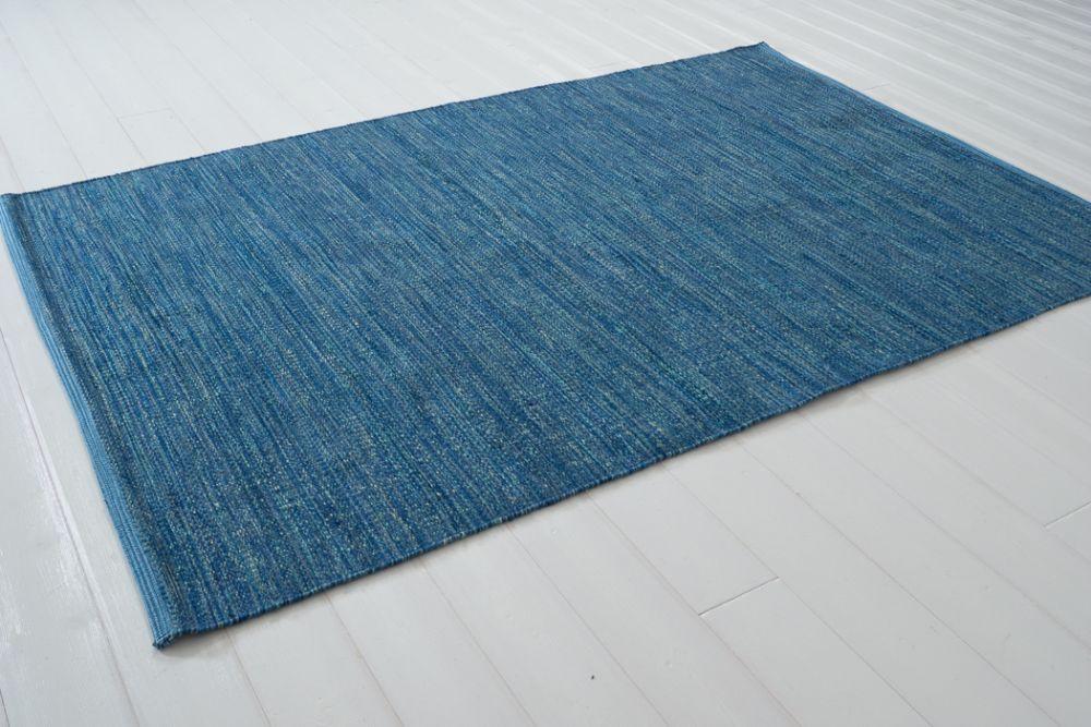Sindra blå  170x240