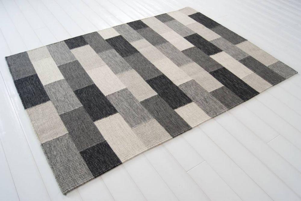 Toscana grå 160x230