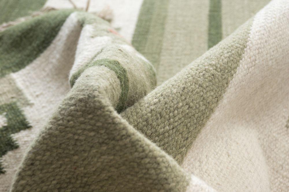 Vinja grøn 140x200
