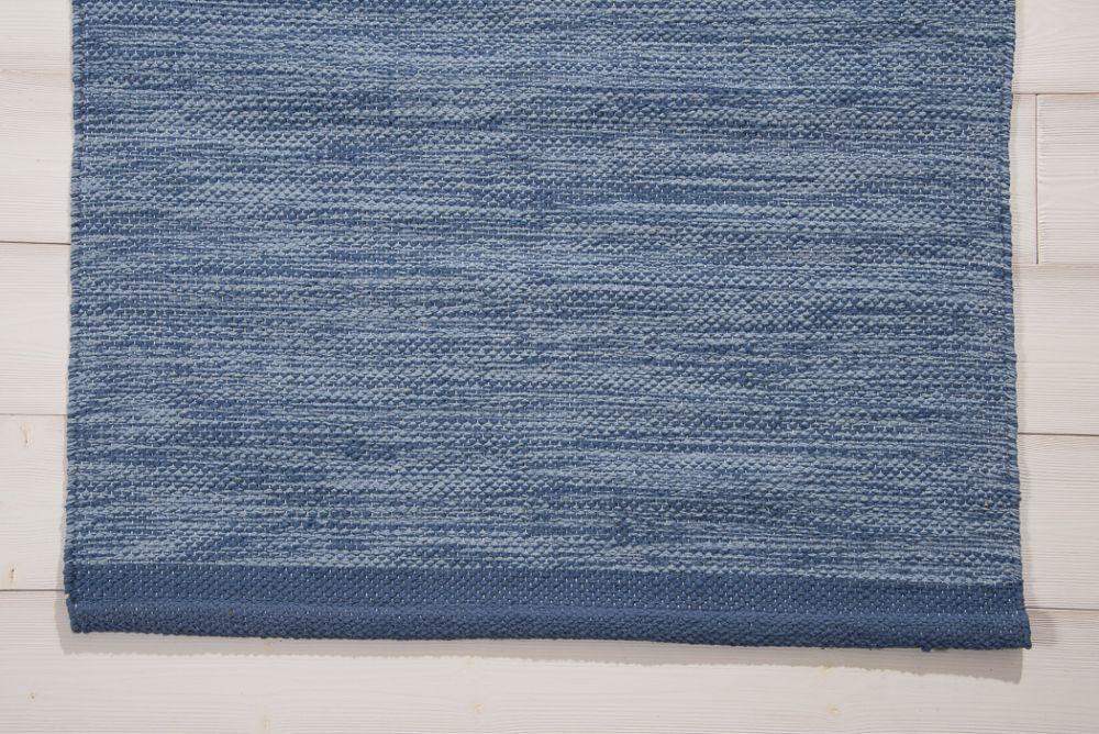 Heby blå 70x200