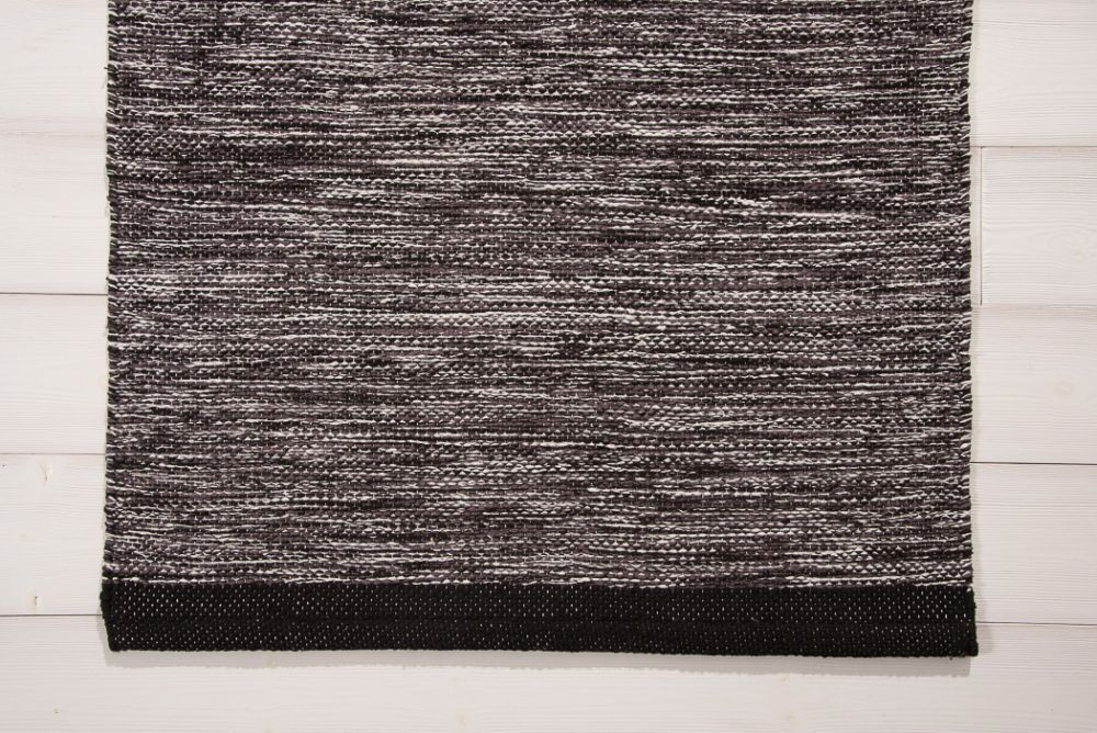 Heby sort-hvid 60x110