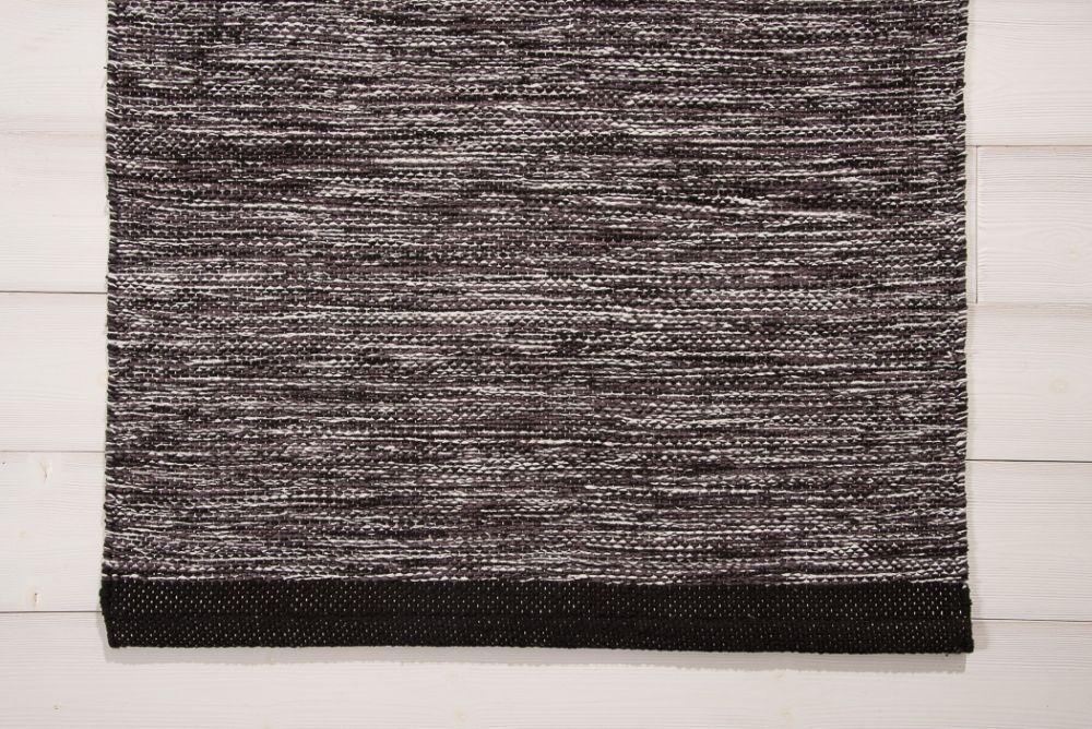 Heby sort-hvid 70x150
