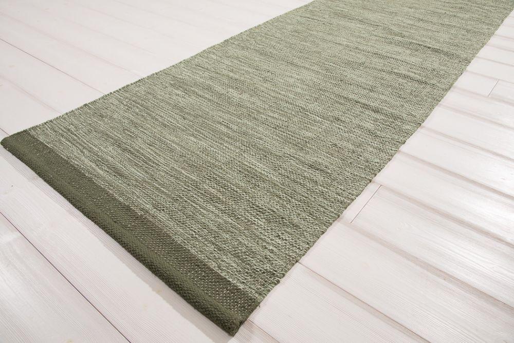 Heby grøn 70x200