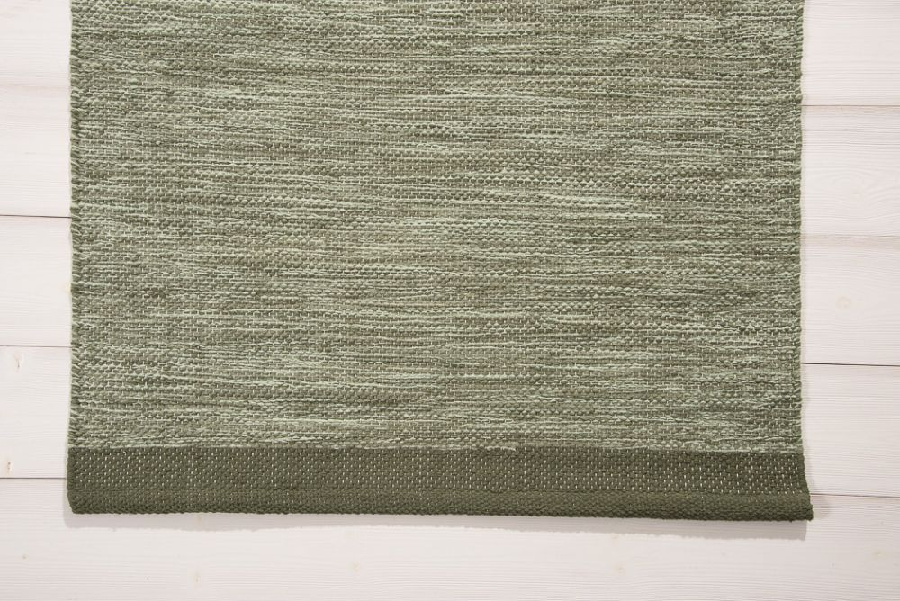 Heby grøn 70x150