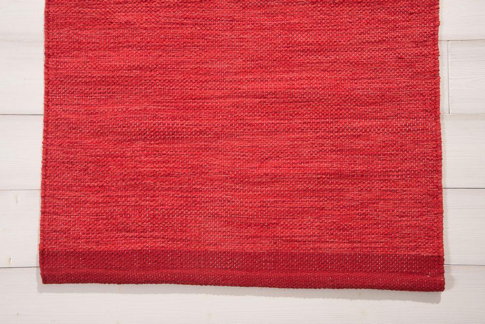 Heby rød 70x150