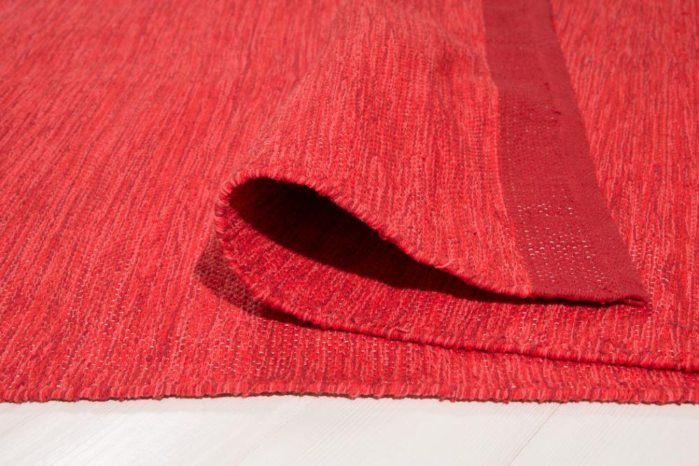 Heby rød 135x190