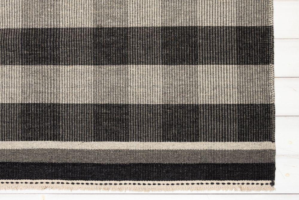 Lino Dark Gray 170x240