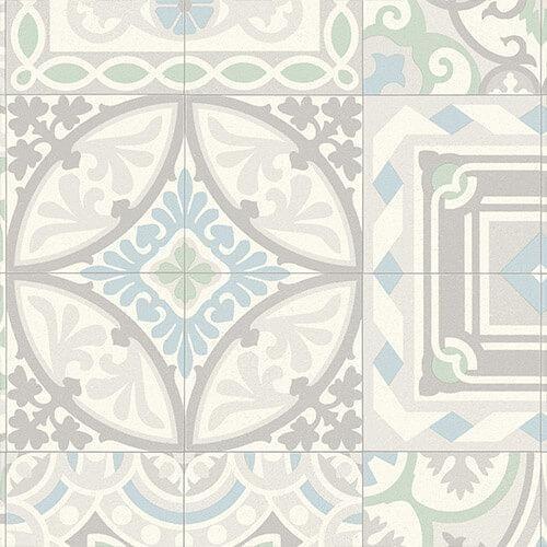 Marrakech Green/Blue/Gray